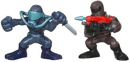GI Joe Weapon Cobra Commander GUN Battle Gear Pack Original Figure Accessory