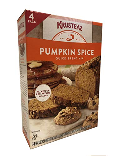 Pumpkin Spice Bread Quick Bread Mix (4-pack)