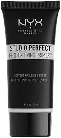 NYX Studio Perfect Primer, Clear, 1.0 oz/30ml