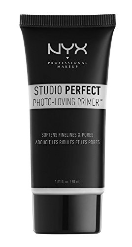 Makeup Primer - NYX Studio Perfect Primer, Clear, 1.0 oz/30ml