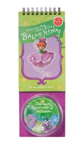 (Make Your Own Itty-Bitty Ballerinas (2005-01-30) )