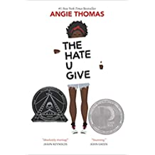 [By Angie Thomas ] The Hate U Give (Hardcover)【2018】by Angie Thomas (Author) (Hardcover)