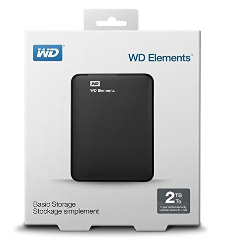 Disque Dur Externe WD Elements