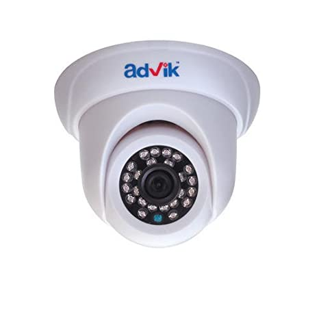 Buy Advik AURA HD 1MP 4in1 Dome IR Camera, Pack of 2 Online at Low