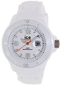 Ice-Watch - ICE forever White - Reloj bianco para Hombre (Unisex) con Correa de silicona - 000134 (Medium)