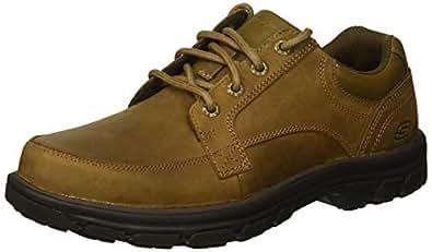 Skechers Mens 65567 Segment- Wolden Brown Size: 7