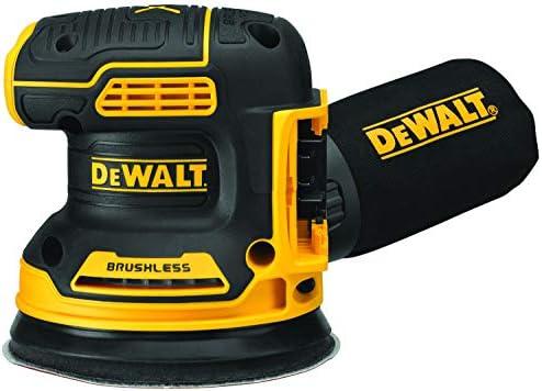 Dewalt DCW210B 20V MAX Cordless 5-in. Random Orbit Sander (Tool Only)
