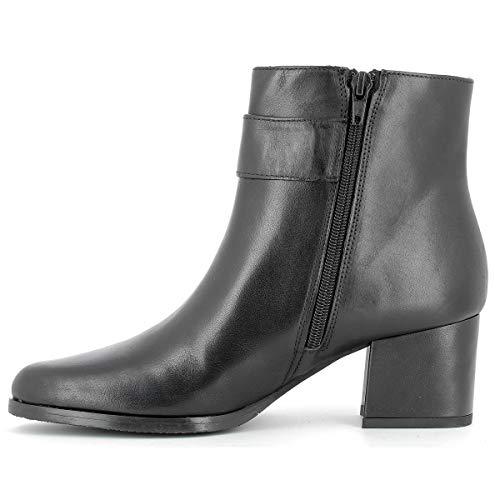 Boots Black Tamaris Leather Tamaris Black Black Tamaris Leather Women's Women's Women's Tamaris Boots Leather Boots pfFwf1