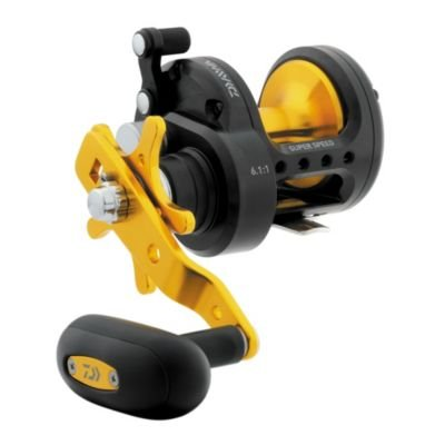 Daiwa Saltist Black Gold Reels by Daiwa