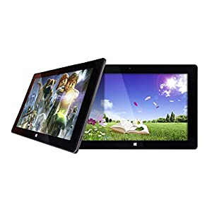 10″ Windows 10 Fusion5 Ultra Slim Windows Tablet PC- (4GB RAM, USB 3.0, Intel, 5MP and 2MP Cameras, Windows 10 S Tablet PC)