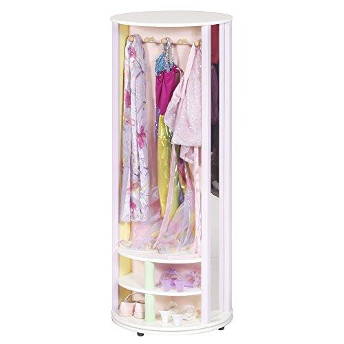 Guidecraft Dress Up Carousel - Pastel - Armoire, Dresser Kids' Furniture by Guidecraft