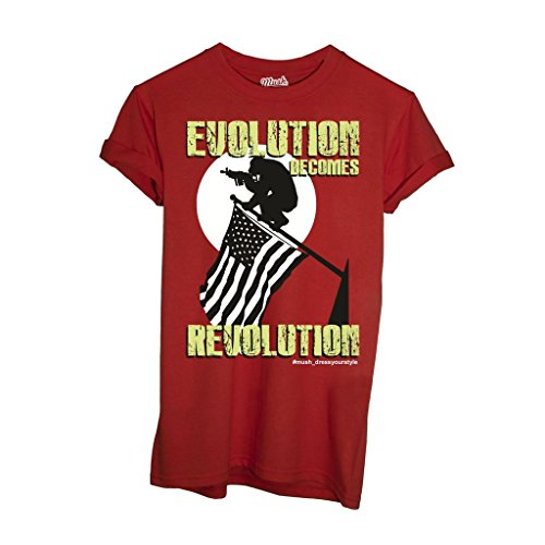 T-Shirt PLANET OF APES REVOLUTION 2 - FILM by iMage Dress Your Style