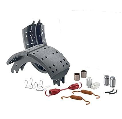 Amazon com: 4515 Q Meritor Air Brake Shoes New 16 5