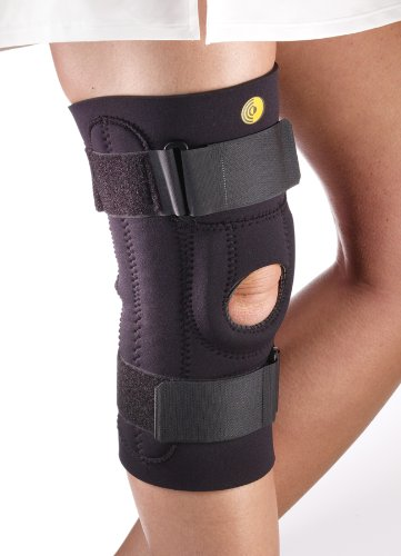Contender Hinged Knee Brace with ROM Flexion / Extension-M