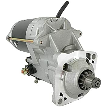Powermaster 9051 Ford IDI /& Powerstroke Diesel Starter 1994-2003 F250 F350 7.3L