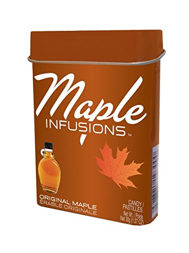 Maple Infusions   Original Maple Candy  12 Pack