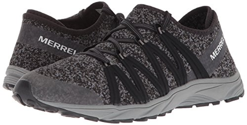 Merrell Women's Riveter Knit Sneaker Black 10.5 Medium US by Merrell (Image #6)