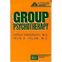 Amazon irvin yalom books concise guide to group psychotherapy concise guides negle Choice Image