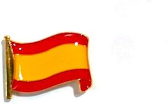 ZiNGS Pins de España y Taurinos - Bandera de España: Amazon.es: Ropa y accesorios