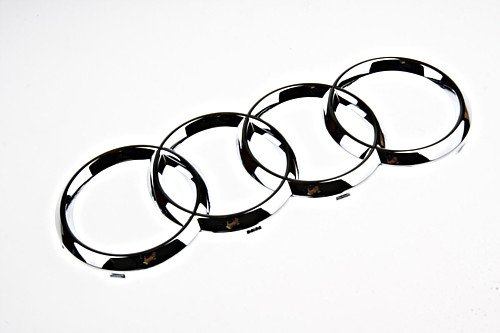 Amazon Com Genuine Audi Q7 Q5 Q3 A7 A6 Front Grille Rings Emblem