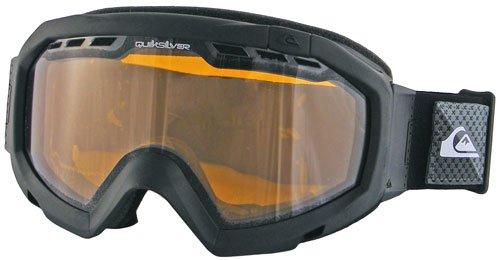 Quiksilver Facet Snow Goggles - Black Z05 / Orange