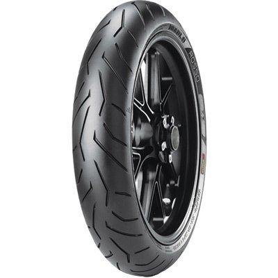 120/60ZR-17 (55W) Pirelli Diablo Rosso 2 Front