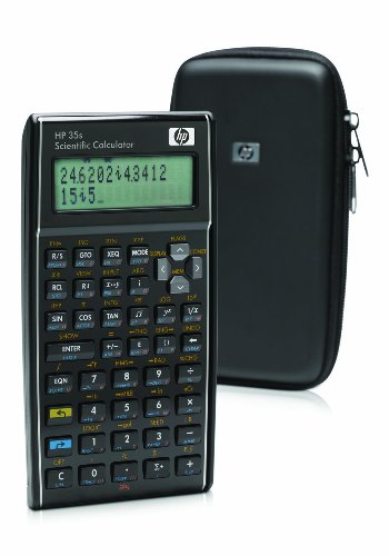 HP - Programmable Scientific Calculator, LCD