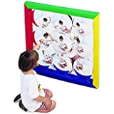 Childrens Factory Soft Frame Bubble Mirror