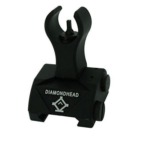 Diamondhead Front Combat Sight - Classic (HK) - Folding Iron Sight by Diamondhead USA