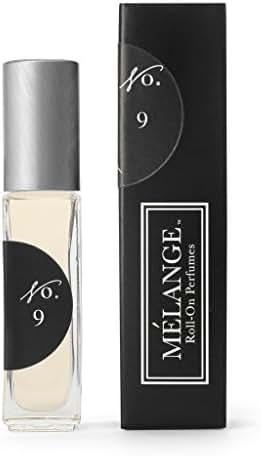 Melange Jasmine, Black Currant & Grapefruit Roll On Perfume .25 ounces