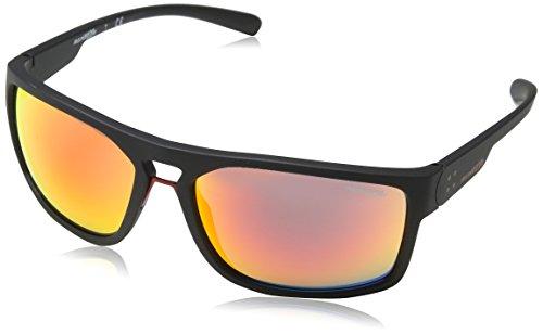 Arnette Sonnenbrille BRAPP (AN4239) Matte Black 01/6Q