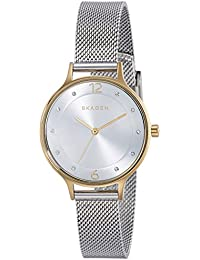 Women's SKW2340 Anita Stainless Steel Mesh Watch