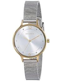 Skagen Women's SKW2340 Analog Display Analog Quartz Silver Watch