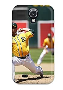 oakland athletics MLB Sports & Colleges best Samsung Galaxy S4 cases