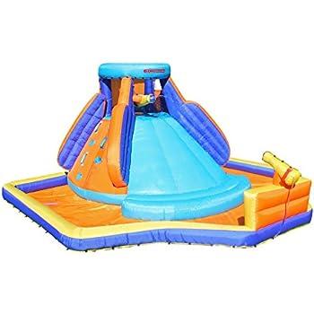Sportspower Battle Ridge Inflatable Water Slide