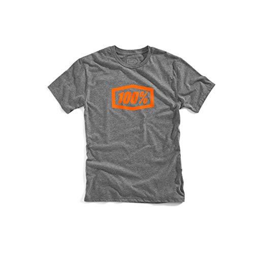 de esencial Gun Heather hombres 2019 camiseta gris 100 los camiseta wtURROq
