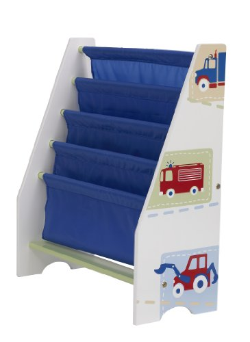 HelloHome Vehicles Kids Sling Bookcase