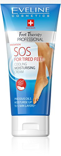 Eveline Cosmetics SOS for Tired Feet Cooling and Moisturizing Cream ()