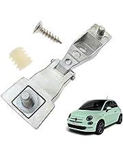 Chrome Outer Door Hinge Handle Repair Kit OS or NS Genuine OE:51964555 Fit for Fiat 500 / Abarth 500 / Alfa Romeo 147 / Alfa Romeo GT NEW!