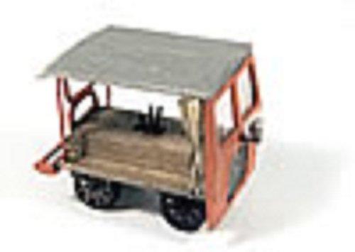 HO Scale HOn3 Fairmont Speeder -