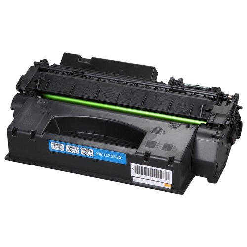 New AZ Supplies © Compatible Replacement Laser Toner Cartridge for HP Q7553X HP 2012, 2727 Laserjet for use in HP LaserJet M2727 MFP, P2010, P2015dn, M2727nf, P2014, P2015n, M2727nf MFP, P2015, P2015x, M2727nfs, P2015d