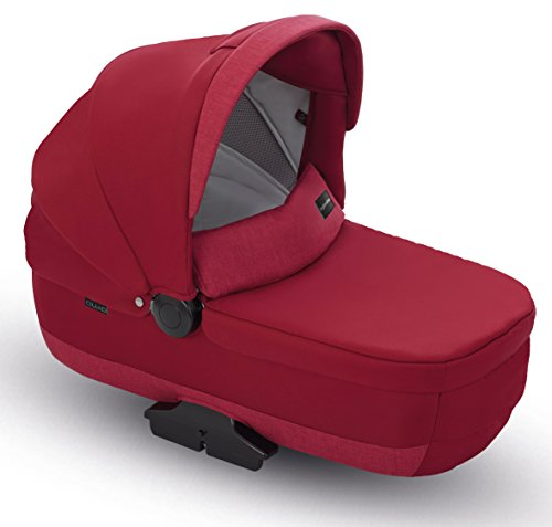 Inglesina Quad/Trilogy Bassinet, Intense Red by Inglesina