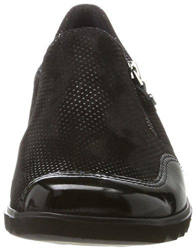 Ara Ladies Andros Slipper Black (nero)