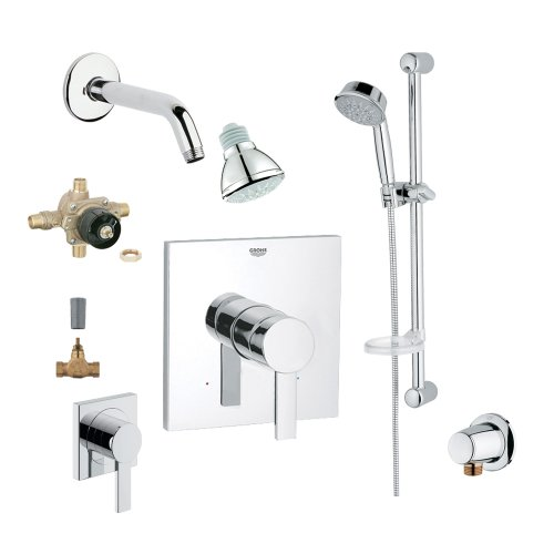 Grohe 2WVC-ALPC Custom Shower 2-Wall Volume Control System