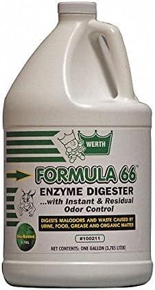Formula 66 Bio-Based Enzyme, 1 gal, PK4