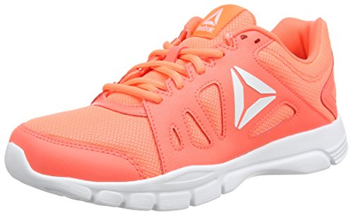 Reebok WoMen Trainfusion Nine 2.0 Fitness Shoes Turquoise (Guava Punch/White)