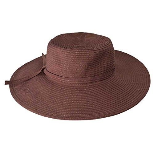 (Packable, Crushable UPF 50+ Protective Sun Hat with 4