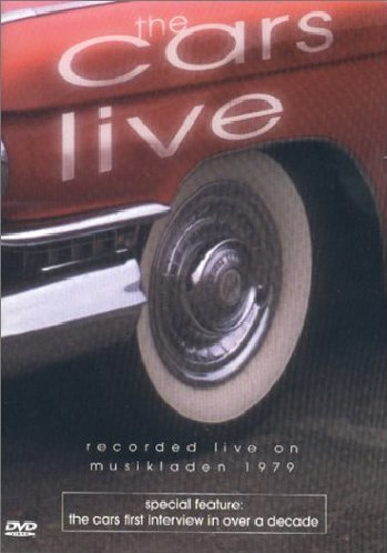 The Cars Live - Musikladen 1979 by Rhino