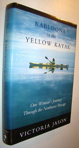 Kabloona In Yellow Kayak