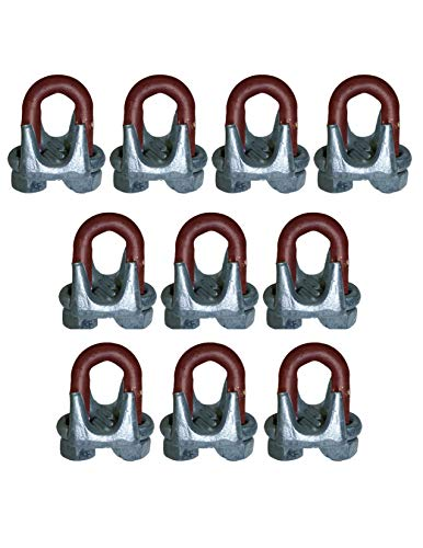Cable Clamp Forged - 5